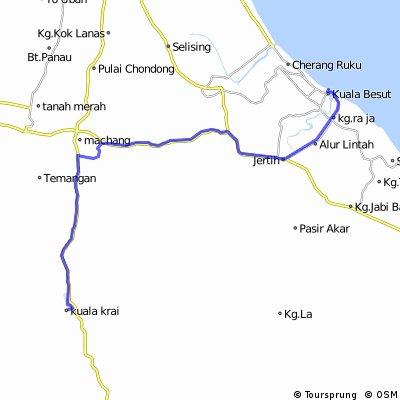 J52 - Kuala Krai - Kuala Besut