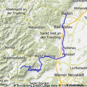 Kleine Kanzel - Baden