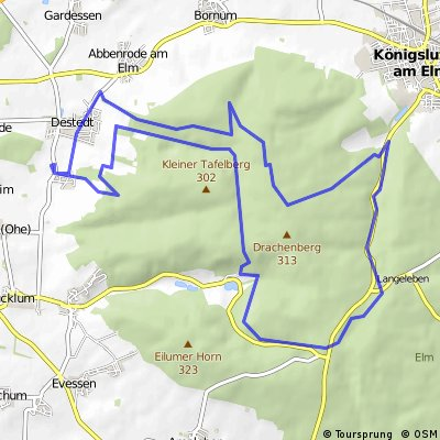 Hemkenrode-Reitlingstal-Sendeturm-Destedt