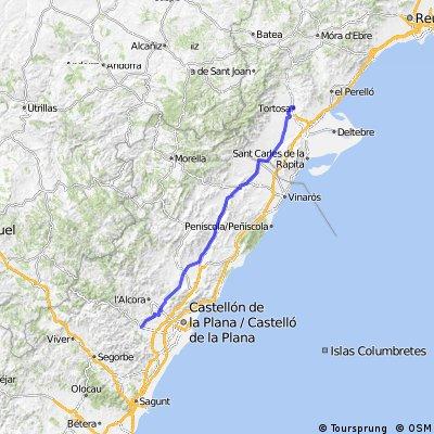 Day1 Final Onda - Tortosa