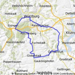 Eisingen - Ochsenfurt- Eisingen