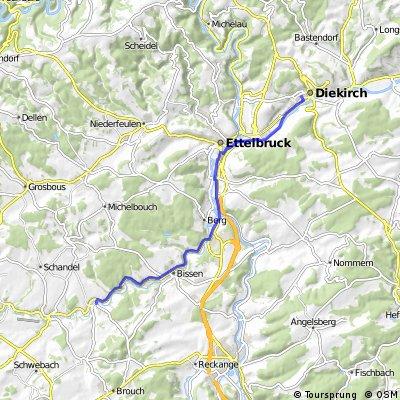 diekirch - biisen