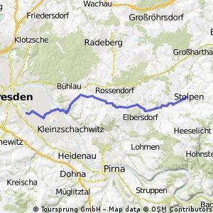 Stolpen-Dresden