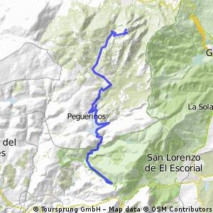 Robledondo-Cueva valiente
