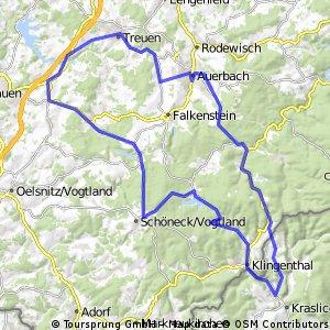 Große Vogtlandrunde
