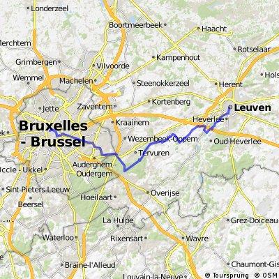 Bruxelles - Leuven