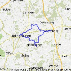 Rundkurs Ascheberg