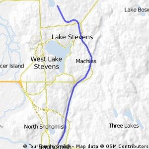 Snohomish - Centennial trail