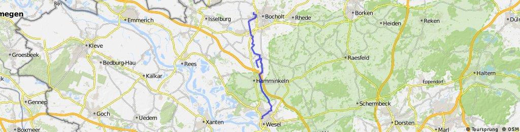 Bocholt Wesel