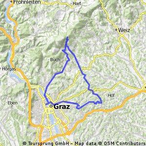 Graz-Lassnitz-Schoeckl-Graz