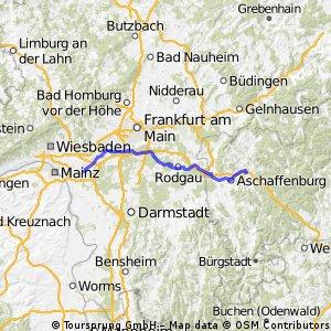 Hösbach - Rüsselsheim
