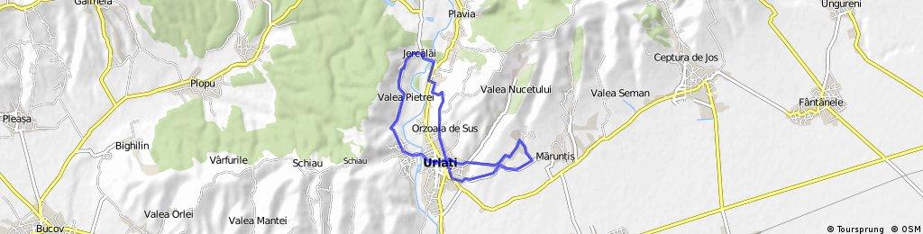 Family route Urlati