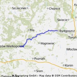 PL_Wronki - Bydgoszcz