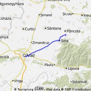 Arad - Maderat