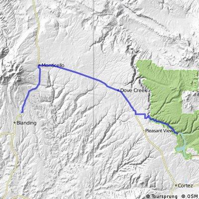 USA 26: Recapture Creek - Somewhere