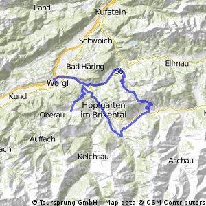 Kitzbüheler Alpen Rundtour Tag 3