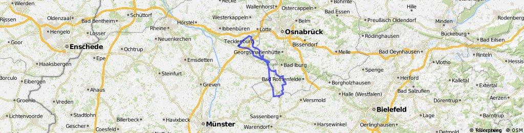 Permanente RTF Füchtorfer-Teuto-Tour