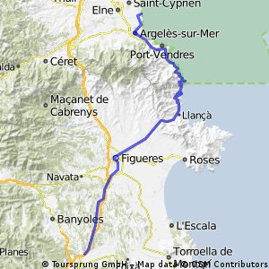 Tour de Barcelona 2014 dzień 21