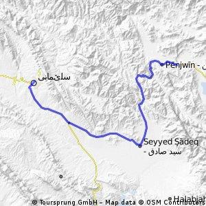 Suleimaniyah - Penjwin / 3 - 3 - 2014