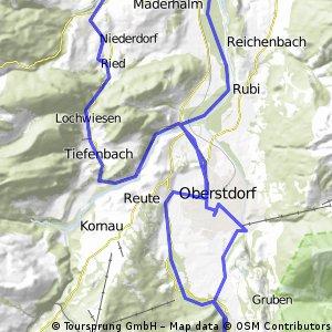 20090721 Obermaiselstein - Oberstdorf