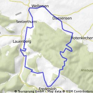 Dassel - Fredelsloh - Rotenkirchen