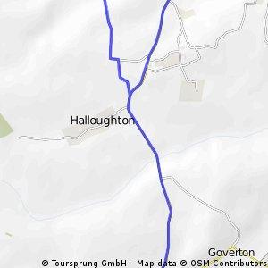 Thurgarton - SLC - Westgate - Thurgarton