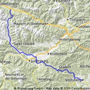 Von Trieben nach Voitsberg