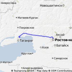 Komsa – Mikhaylovka
