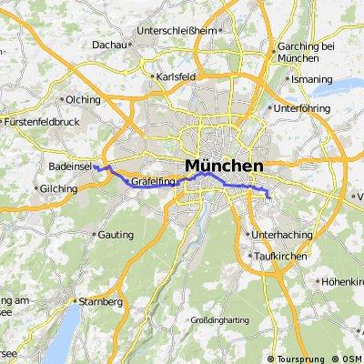 Neuperlach > Germering