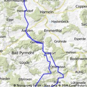 Auf zum Brocken des Weserberglands