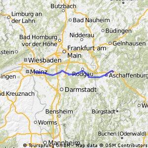 Hösbach - Bischofsheimn