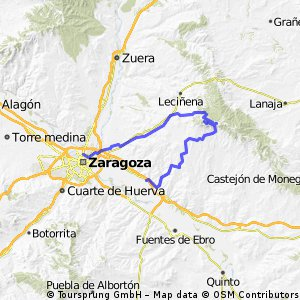 Zgz - Villamayor - Radar - Alfajarín 2