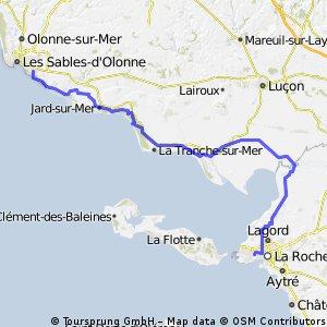 VeloPokerTour2014 J04 Olonne La Rochelle