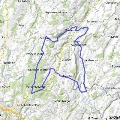 Boucle 52 km
