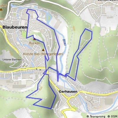 Singletrail map baden württemberg