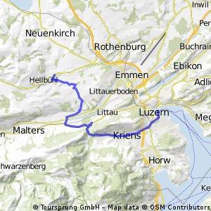 Luzern-Moosschür