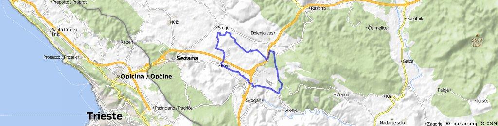 Giro de Zando