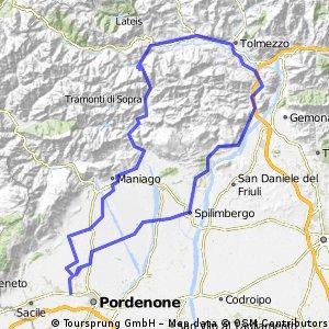 Porcia Passo Rest Villa Santina