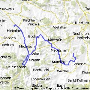 Schildorn (über Kleinweiffendorf)