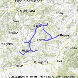 Bisericile Fortificate din Transilvania (partea a 2-a, a 2-a zi)
