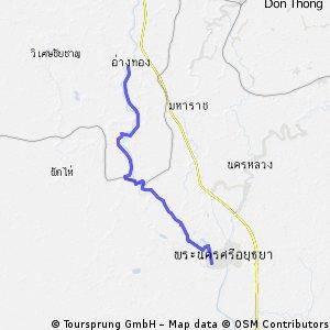Ayutthaya-Ang Thong