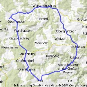 Rundtour nach Albrechtsberg