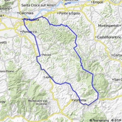 Allenamento Team Fanelli bike Pontedera