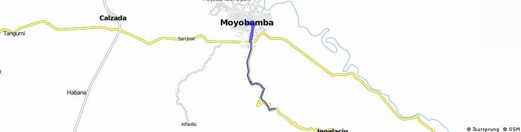 Moyobamba - Caserío San Vicente - Moyobamba