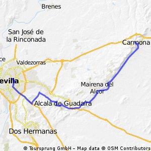 Andalousie prépa 22 Carmona Sevilla
