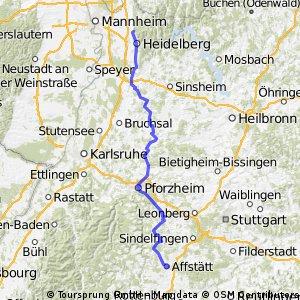 Herrenberg - Dossenheim