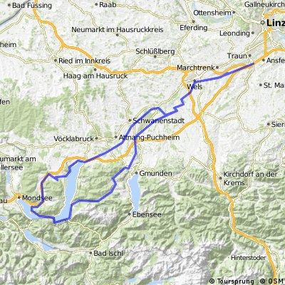 AR-Austria offizieller 200 km Brevet