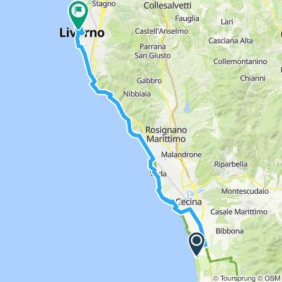 Marina di Bibbona_Livorno