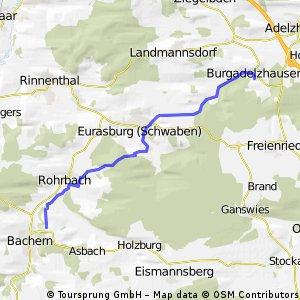 Burgadelzhausen-Bachern