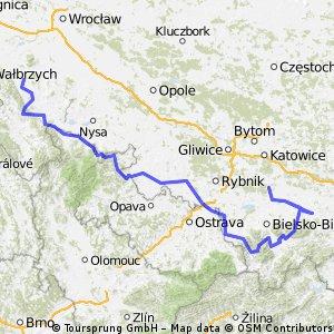 polsko czeski trip